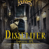 Founders Dissenter Imperial IPL Label