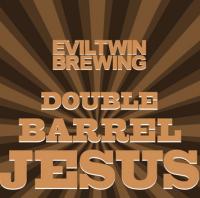 Evil Twin Double Barrel Jesus Bourbon Barrel Aged Imperial Stout