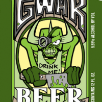 GWAR Beer Killsner