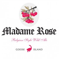 Goose Island Madame Rose Belgian Wild Ale