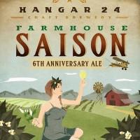 Hangar 24 6th Anniversary Farmhouse Saison