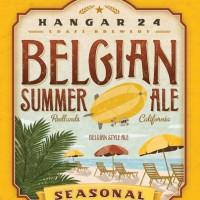hangar 24 Belgian Summer Ale