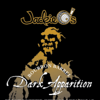 Jackie O's Bourbon Barrel Dark Apparition Imperial Stout