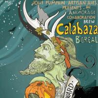 Jolly Pumpkin Calabaza Boreal Belgian Biere