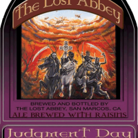 The Lost Abbey Judgment Day Ale