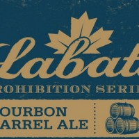 Labatt Bourbon Barrel Ale