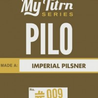 Lakefront Pilo Made A Imperial Pilsner