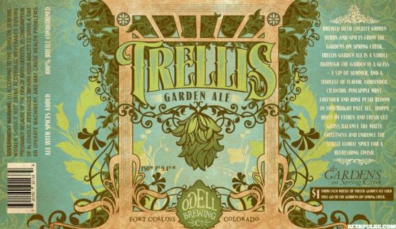 Odell Trellis Garden Ale