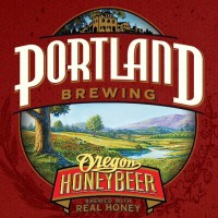 Portland Oregon Honey Beer