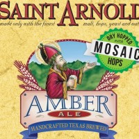 Saint Arnold Amber Ale