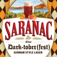 Saranac Dark-tober(fest) German Lager
