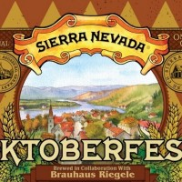 Sierra Nevada Oktoberfest label BeerPulse II
