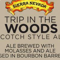 Sierra Nevada Trip in the Woods Bourbon Barrel Aged Scotch Ale