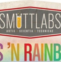 Smuttlabs Hugs 'N Rainbows Whiskey Barrel Aged Red Ale with Brettanomyces