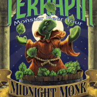 Terrapin Midnight Monk Belgian Black IPA