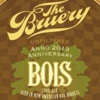The Bruery Bois Aged in New American Oak Barrels