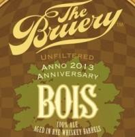 The Bruery Bois Aged in Rye Whiskey Barrels