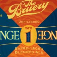 The Bruery Mélange #1 Barrel-Aged Blended Ale