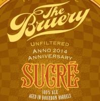 The Bruery Sucré Ale Aged in Bourbon Barrels