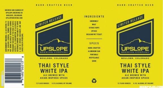 Upslope Thai White IPA