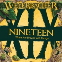Weyerbacher Nineteen Wheat Ale