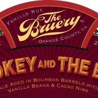 The Bruery Smokey and The Bois Bourbon Barrel-Aged Ale