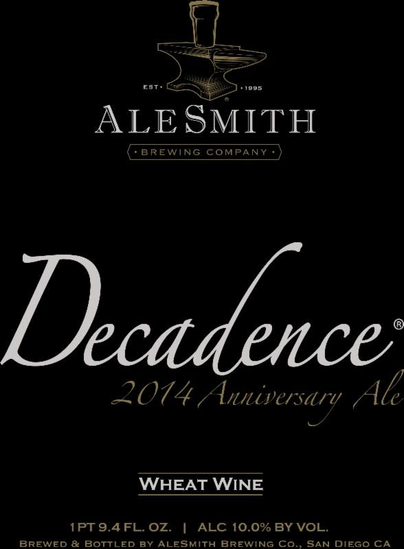 AleSmith Brewing Co. update: San Diego Pale 394, The Forge ...