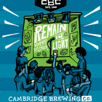 Cambridge Remain In Light Hoppy Pilsner