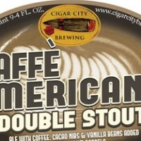 Cigar City Rum Barrel Caffè Americano Double Stout