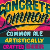 Concrete Common Ale