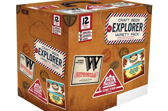 Craft Brew Alliance Craft Beer Explorer Variety Pack 12PK 12OZ BTL 2