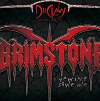 DuClaw Brimstone Ryewine