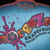 DuClaw Morgazm Grapefruit Zested Blonde Ale