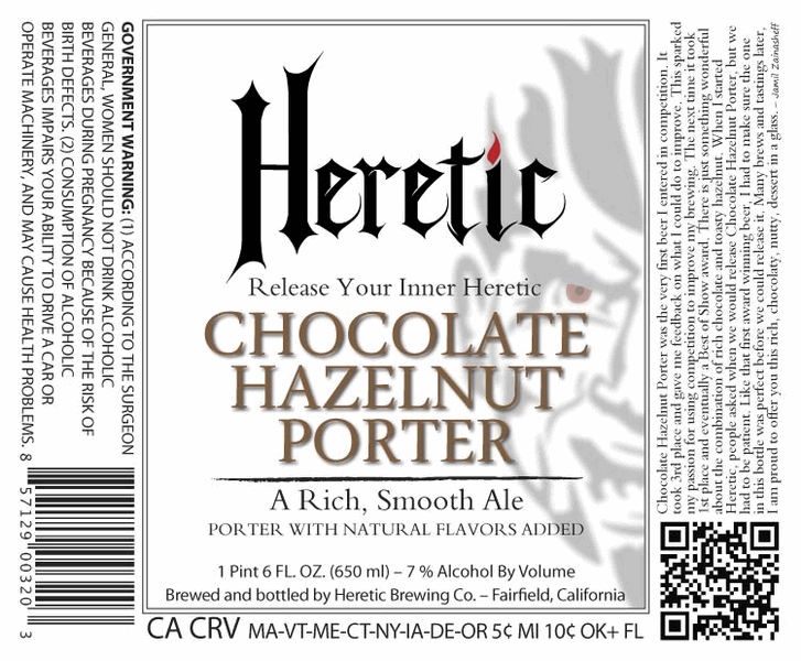 How I Became A Heretic 5 Lessons Learned From Heretic Brewing