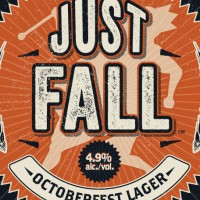 Just Fall Octoberfest Lager