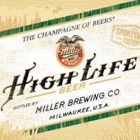 Miller High Life 12oz Sportsman Edition Can BF