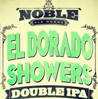 Noble El Dorado Showers Double IPA