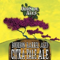 Odd Side Bourbon Barrel Aged Citra Pale Ale