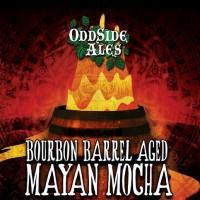 Odd Side Bourbon Barrel Aged Mayan Mocha Stout