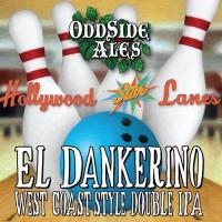 Odd Side El Dankerino West Coast Double IPA