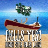 Odd Side Hells Yes! Munich Helles Lager