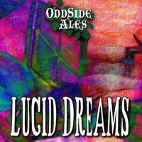 Odd Side Lucid Dreams Wine Barrel Aged Ale