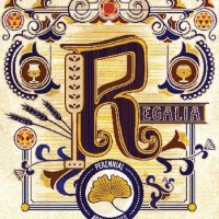 Perennial Regalia Belgian Ale with Brettanomyces