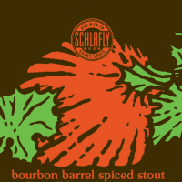Schlafly Bourbon Barrel Spiced Stout