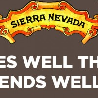 Sierra Nevada Ales Well That Ends Well Ale