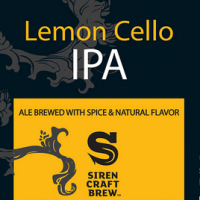 Siren Lemon Cello IPA