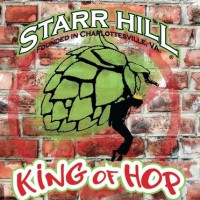 Starr Hill King of Hop Imperial IPA