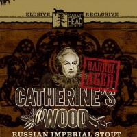 Swamp Head Catherine's Wood Bourbon Barrel Aged Russian Imperial Stout