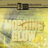 Swamp Head Morning Glow Vanilla Coffee Blonde Ale