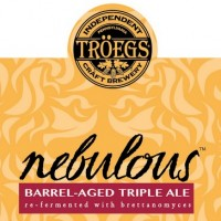 Tröegs Nebulous Barrel-Aged Triple with Brettanomyces